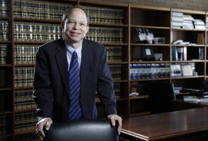 Santa Clara County Superior Court Judge Aaron Persky is shown in this this June 27, 2011 file photo. (Jason Doiy/The Recorder via AP)