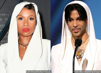 Prince and JHud White riding hood