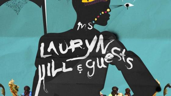 Lauryn Hill concert series