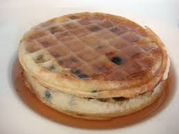 waffles-and-syrup