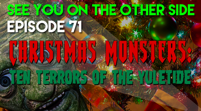 Christmas Monsters: Ten Terrors of the Yuletide