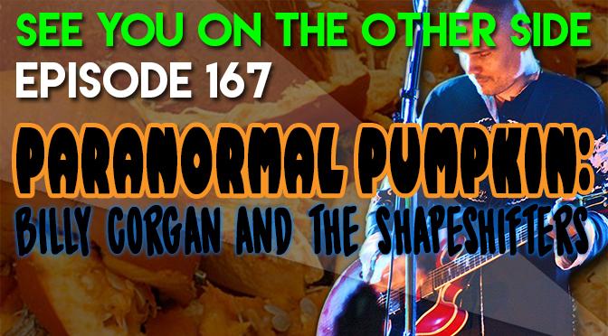 Paranormal Pumpkin: Billy Corgan and the Shapeshifters