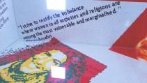 Hana Assafiri, businesswoman and women's right activist. By Ai Weiwei