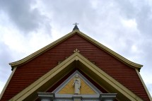 Red Church - Olden