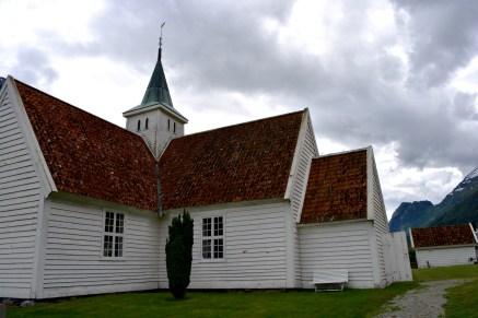White Church - Olden