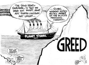Planet Titanic