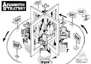 Afghanistan Exit Strategy