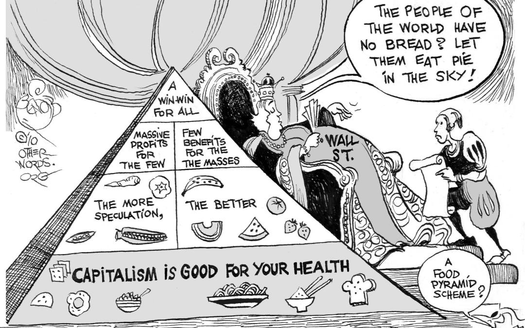Food Pyramid Scheme