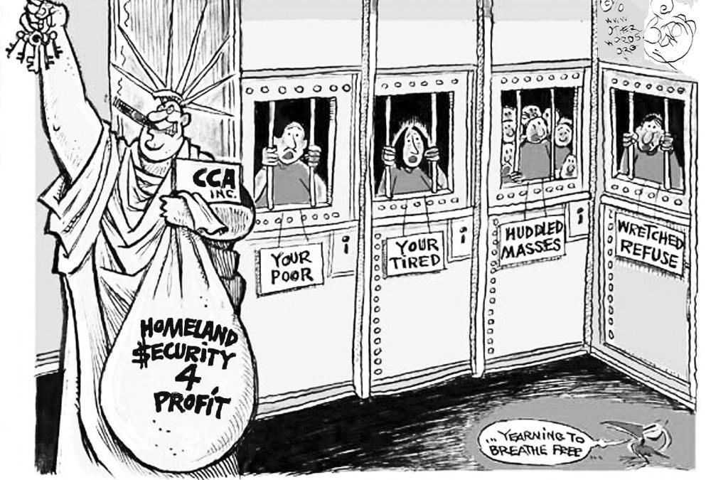 The Con to Criminalize Immigrants