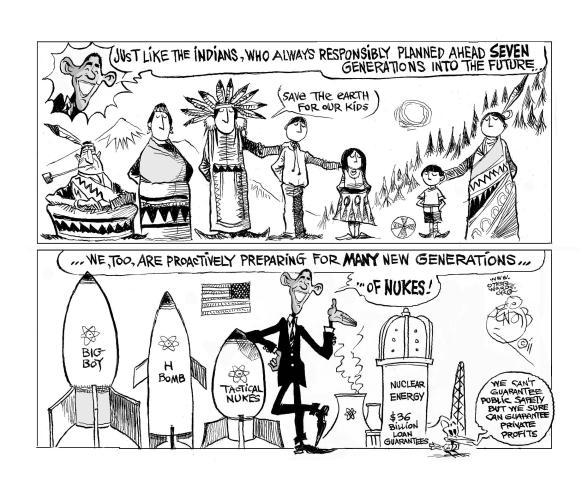 Nuclear Generations cartoon