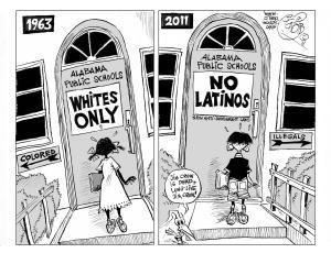 Jim Crow Immigration Law