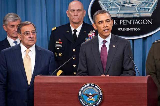 Obama's New Military Strategy Doesn't Add Up