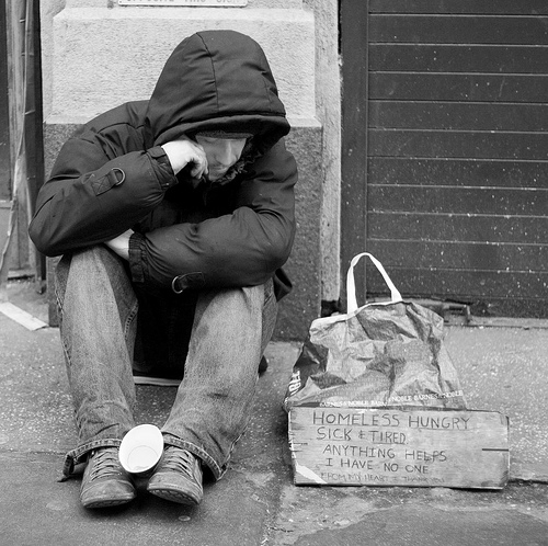 The New Crime of Eating While Homeless