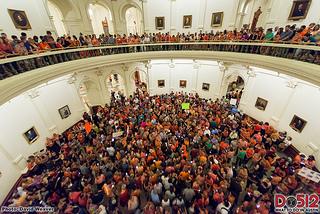 The People 'Hijack' Democracy in Austin