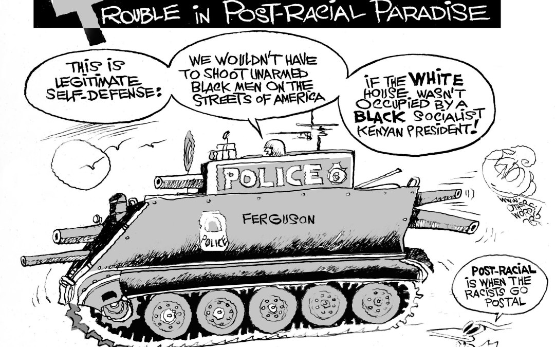 Ferguson Exposes the Creeping Militarization of Police Forces