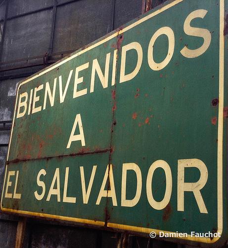 Golden Weapons of Destruction Take Aim at El Salvador