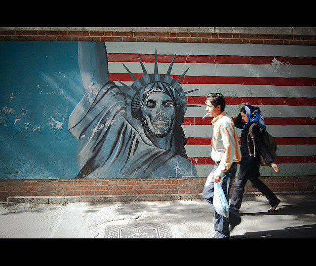 Burying the Hatchet with Iran