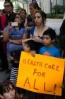 Dreamers Hunger Strike for Health Care