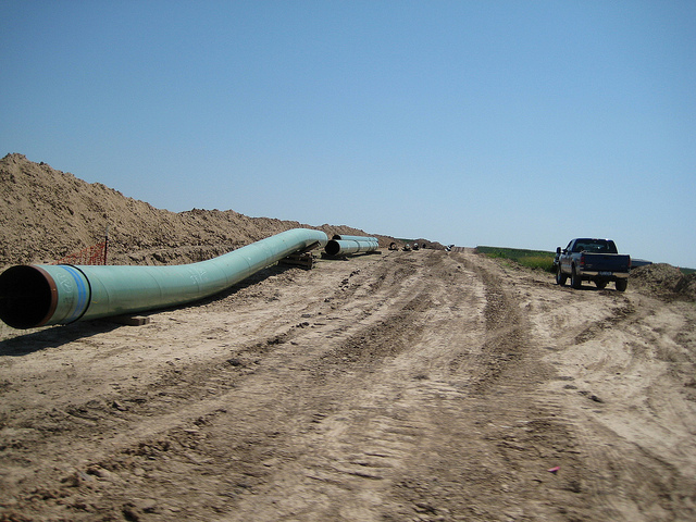 Pipeline to Nowhere