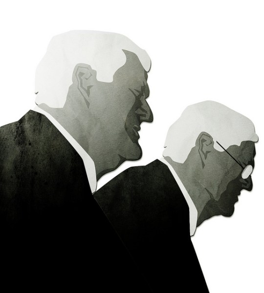 Koch Brothers epitomize dark money