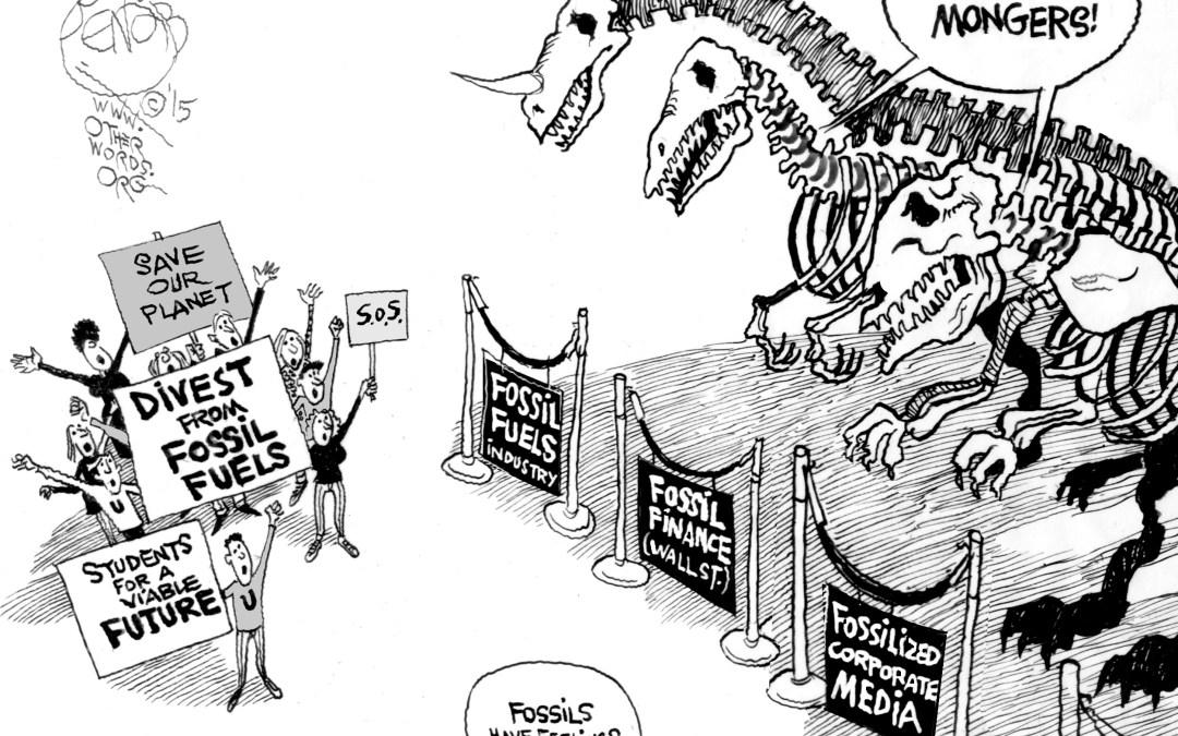 Fossil Fuel Extinction