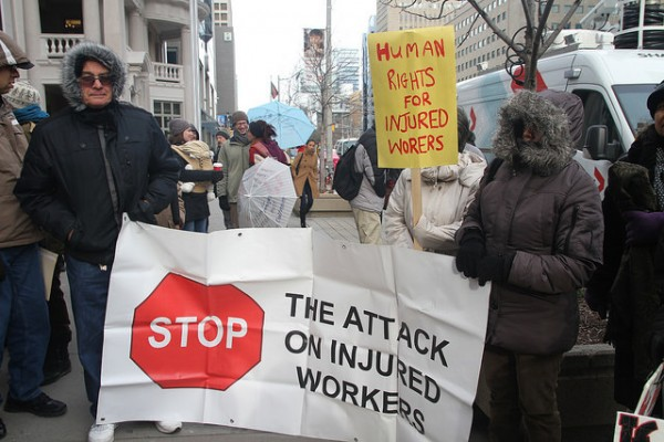Workers Compensation - Stop the Attack