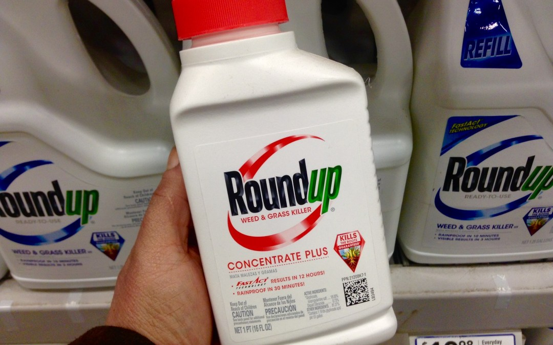 Your Weed Killer Might Kill You