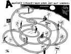 Noexitistan, an OtherWords cartoon b y Khalil Bendib