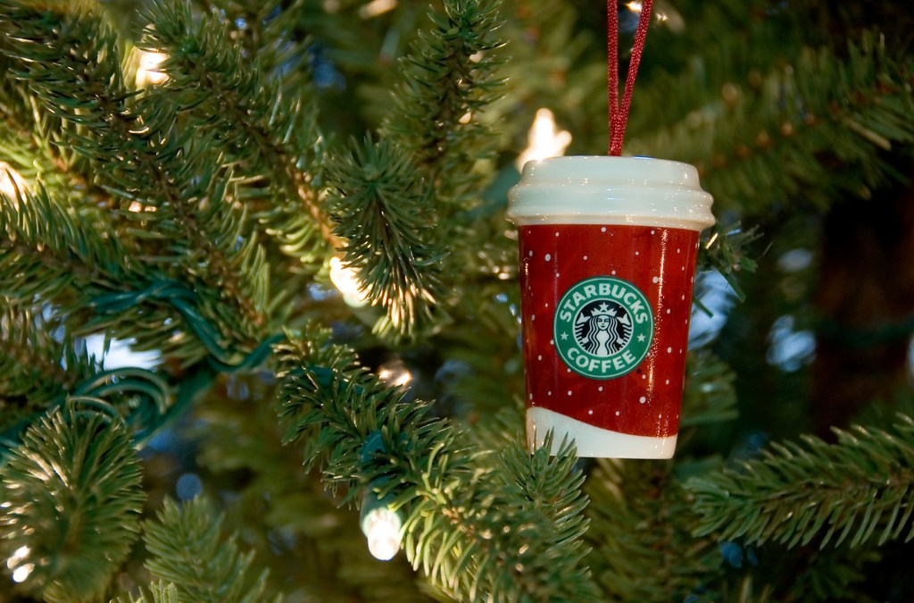 What the Red Cup Controversy Really Says about Christmas in America