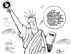 donald-trump-immigration-racism-xenophobia-statue-of-liberty-cartoon