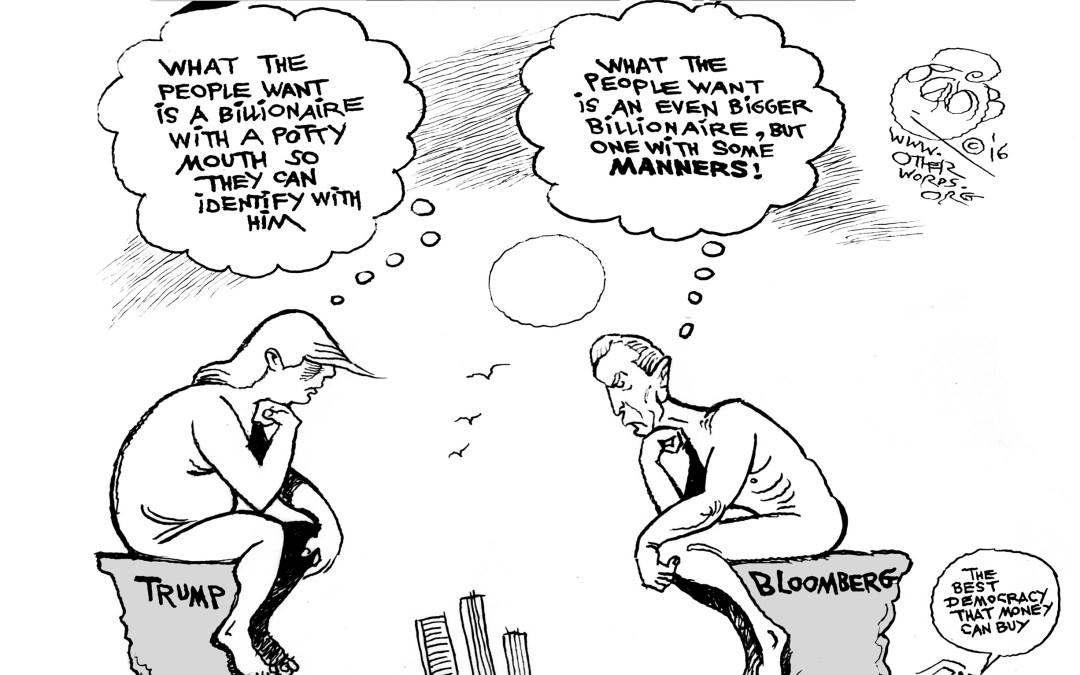Billionaire vs. Billionaire