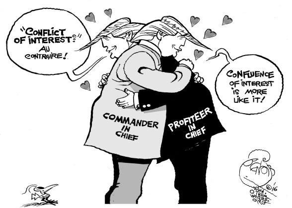 khalil-bendib-conflict-of-interest-trump