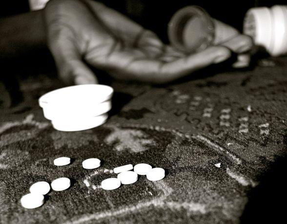opioid-drug-Overdose