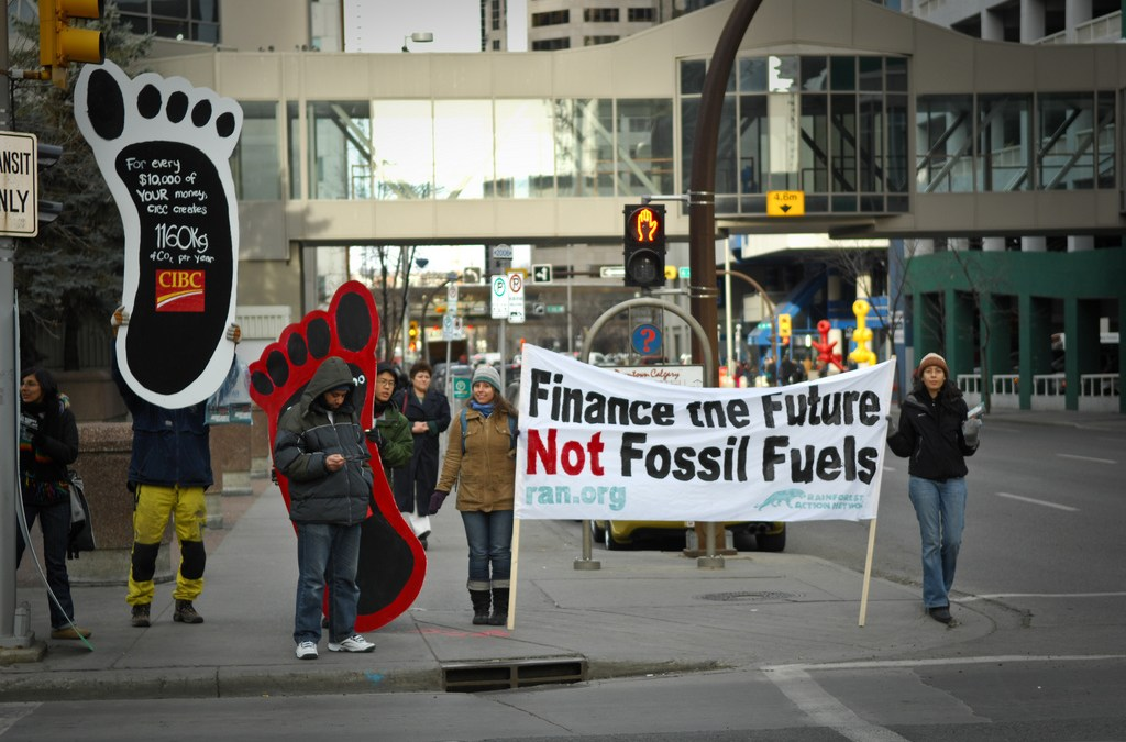 Concerned About Climate Change? Change Where You Bank!