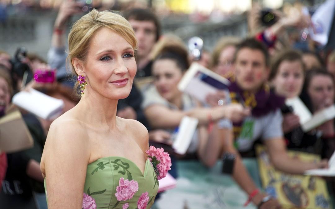 Dear J.K. Rowling, I love Harry Potter. Please stop talking.