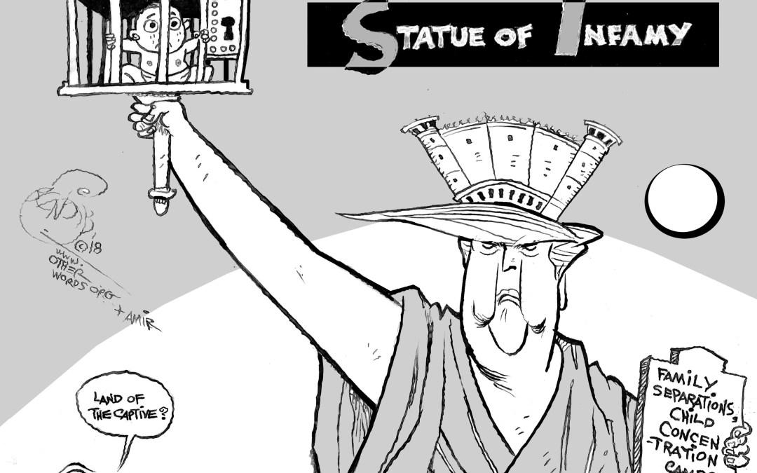 Statue of Infamy