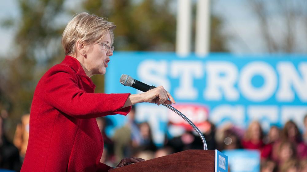Elizabeth Warren Wades into Sensitive Territory on Identity