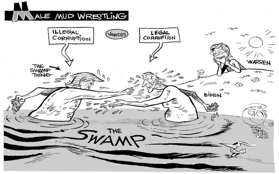 Swamp Wrestling