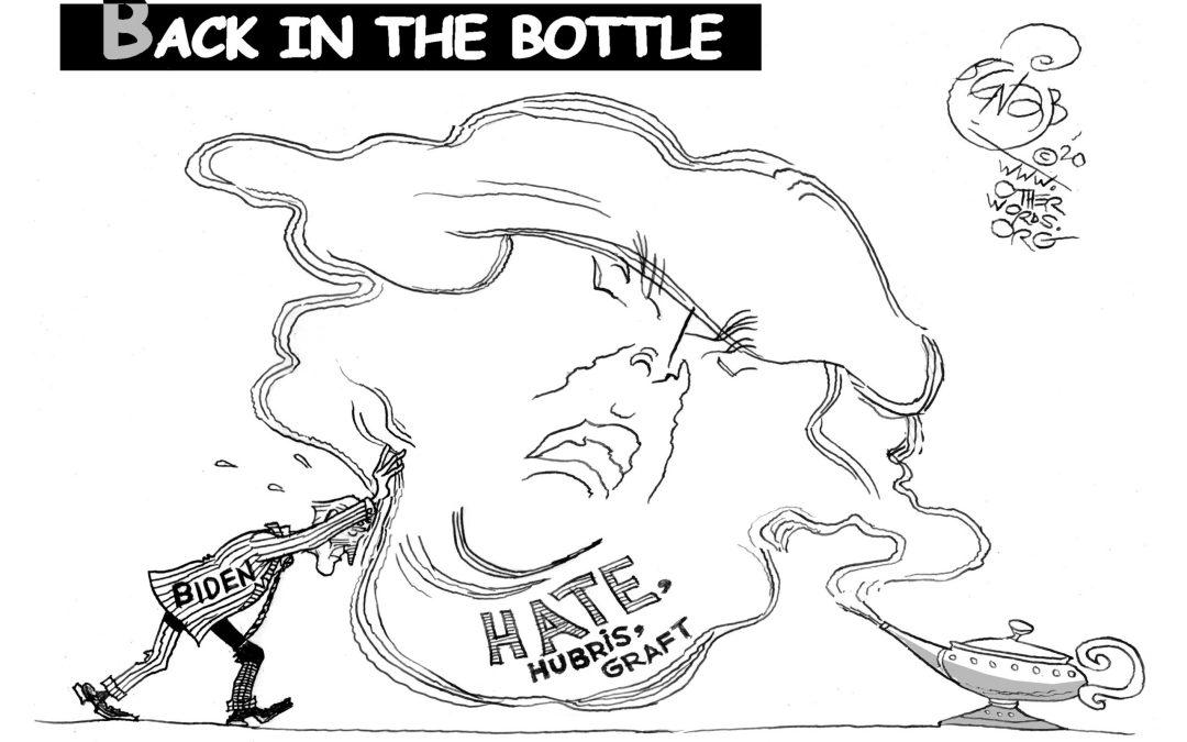Back in the Bottle