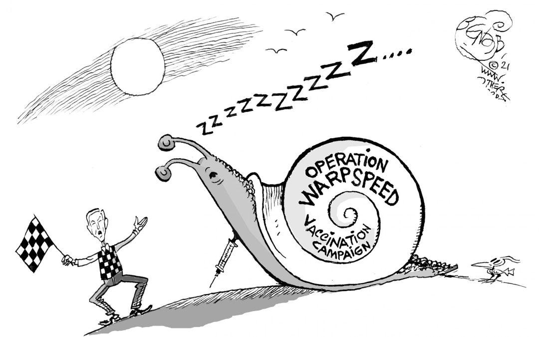 Operation Snail Speed