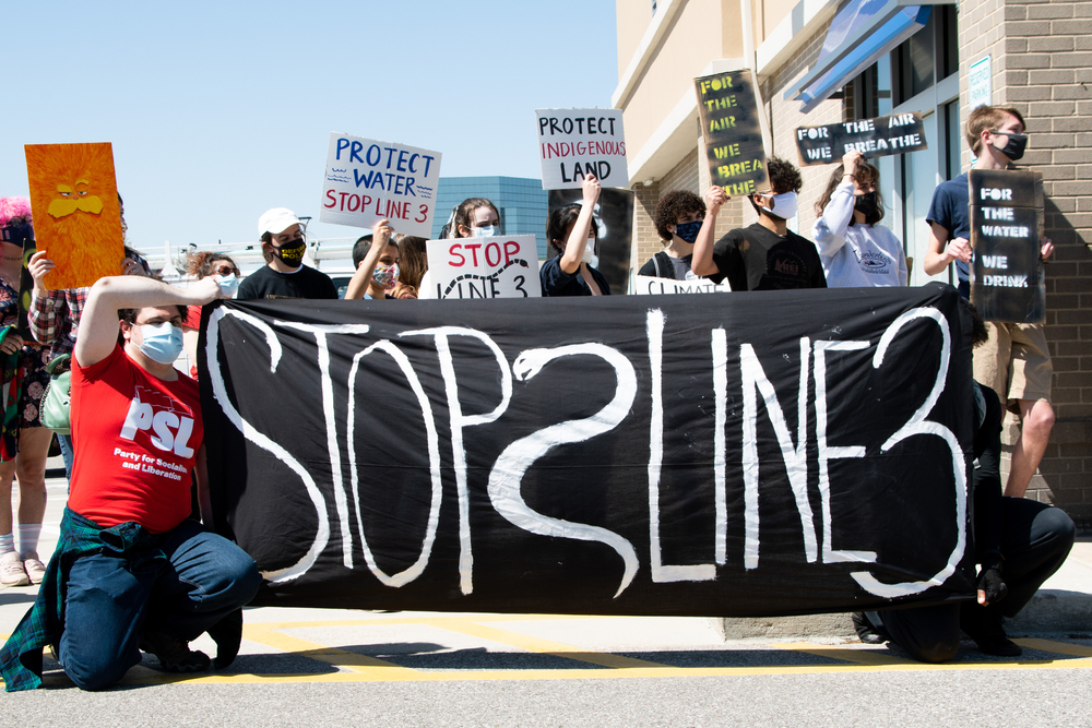 We Don't Need Another Oil Pipeline