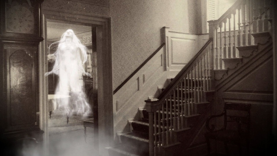 A real haunted house will consist of a residual haunting, one that plays over and over.