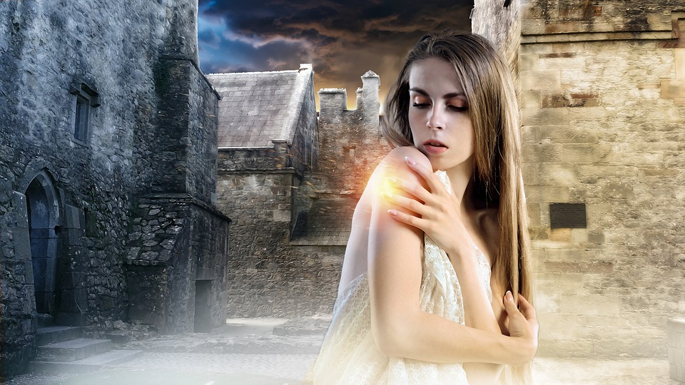 Living in a real haunted house might involve being touched by a ghost. Is my house haunted?