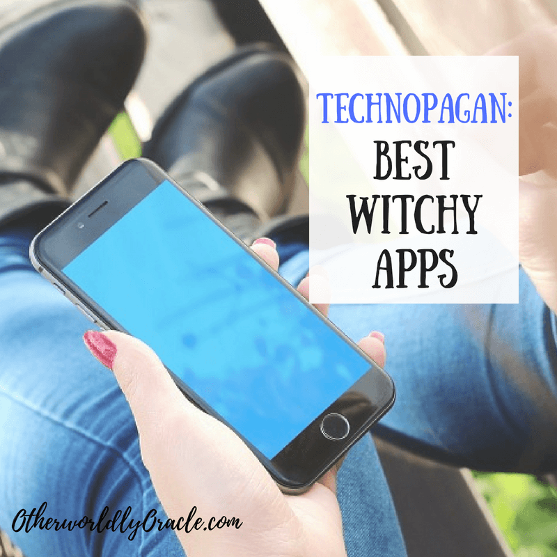 The tech witch needs these witchy apps!