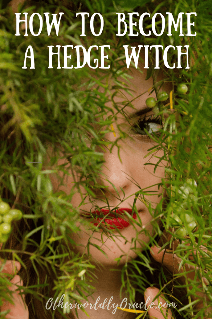 Learn how to become a hedge witch in 6 steps.