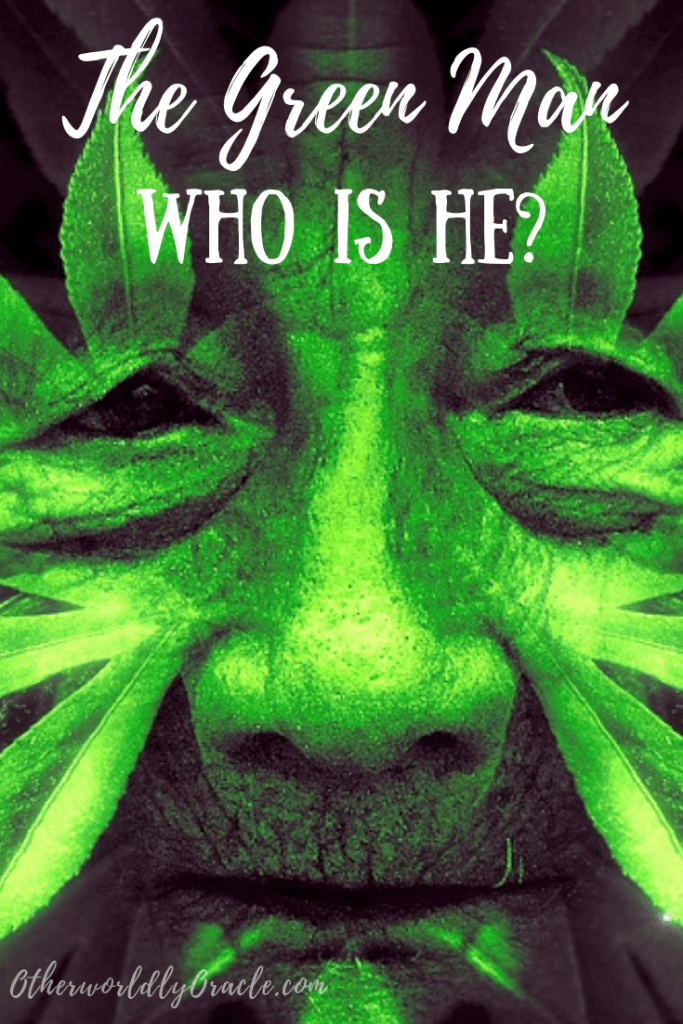 Is the Green Man Pagan legend or a god?