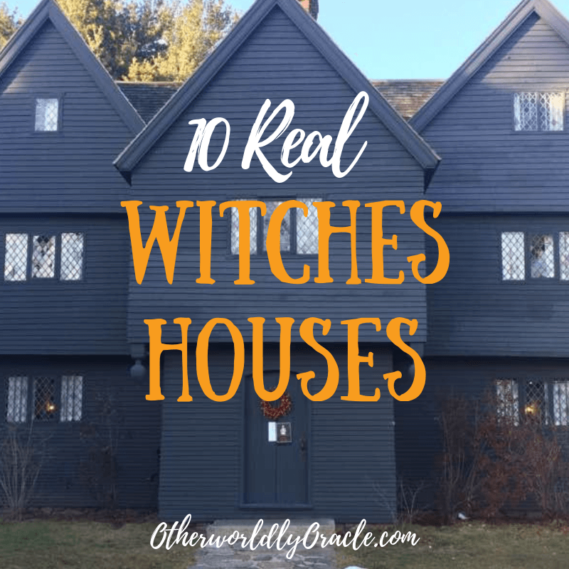 10 Real Historical Witches Houses and Cottages