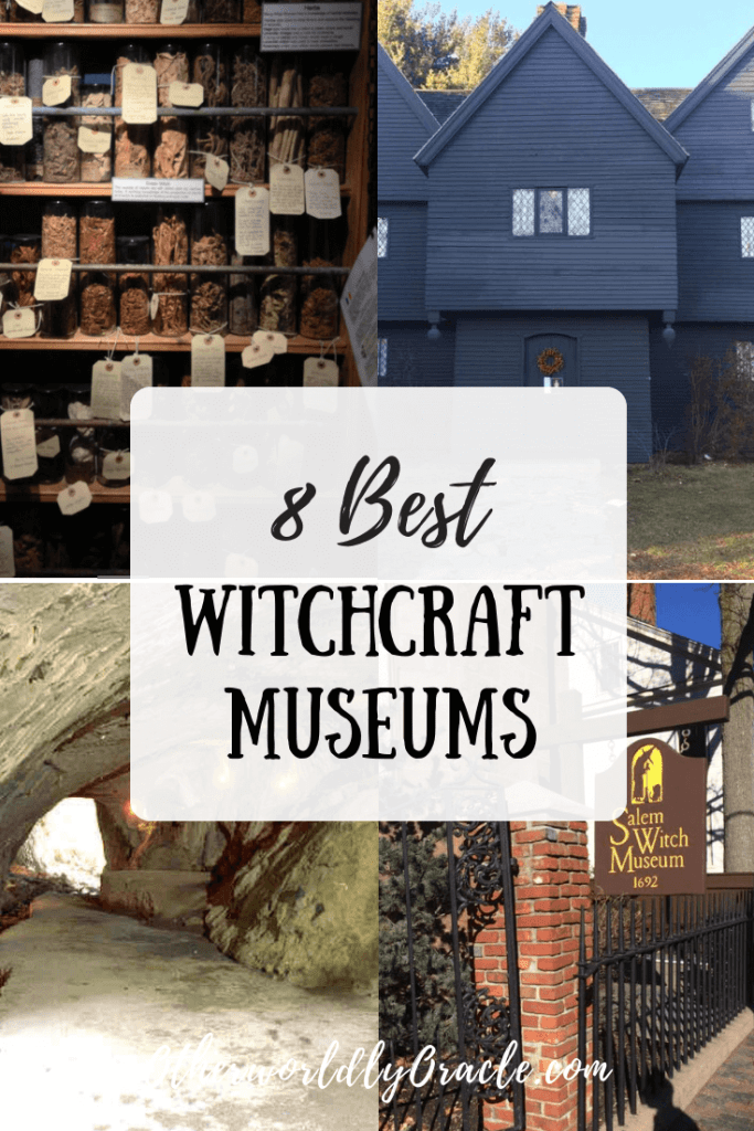 Best Witchcraft Museums & Magical Exhibits
