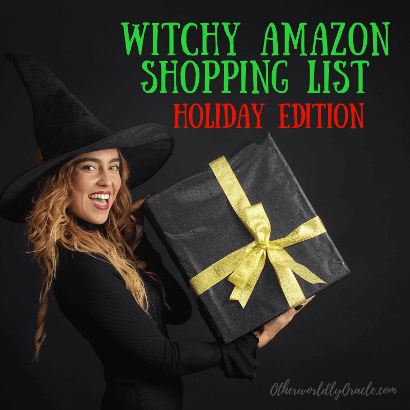 The ULTIMATE Witchy Shopping List on Amazon!