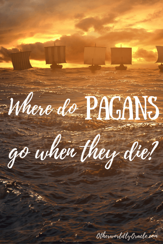 Discover different beliefs in the pagan afterlife: Tir Na Nog, Valhalla, and reincarnation included!